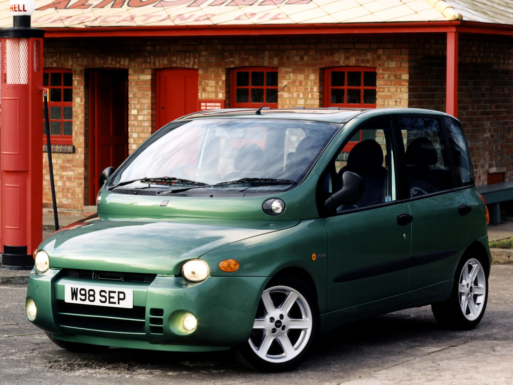 definitely motoring bottled it fiat multipla