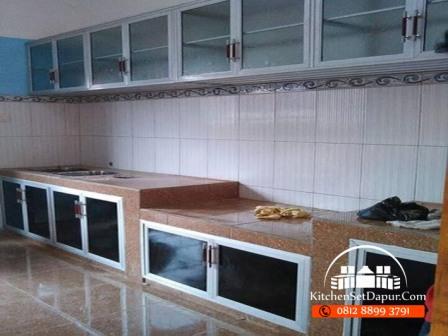 Spesialis Kitchen Set Aluminium 0812 8899 3791