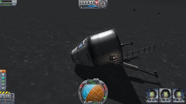 Infinite Fuel Cheat: Spoilers Ahead | Kerbal Space Program Blog