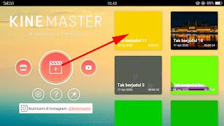Cara Membuat Animasi Berbicara Di Android dengan Aplikasi KINEMASTER