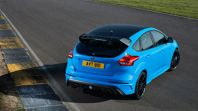 New Ford Focus RS Edition features Quaife limited-slip differential