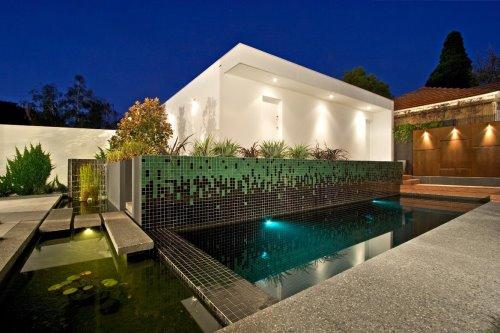 Espejos de agua piscinas y albercas fotos de piscinas for Construccion de piletas de agua