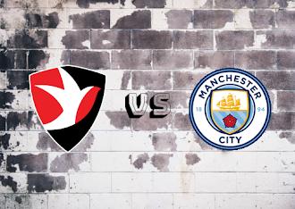 Cheltenham Town vs Manchester City  Resumen y Partido Completo