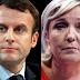 Elecciones en Francia: Macron ganó las elecciones pero irá al balotaje con Le Pen