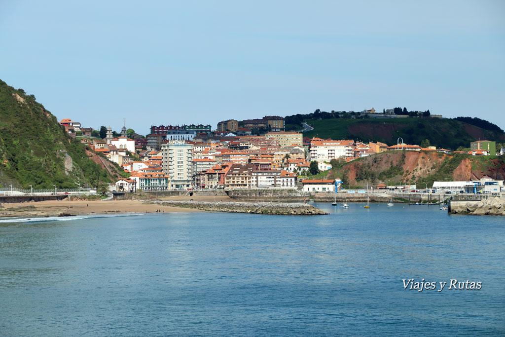 Candás, Senda Norte de Asturias