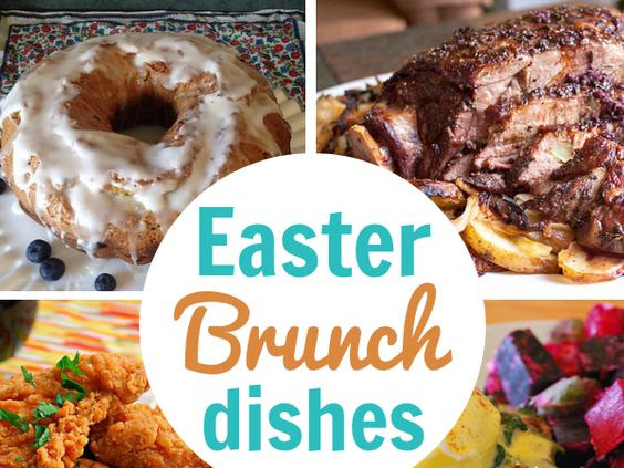 Round Up: Easter Brunching