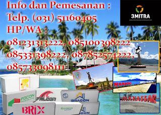 Jual Bata Ringan kirim ke Makassar