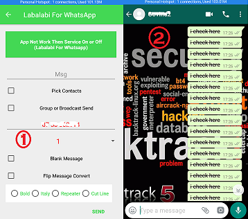 Whatsapp Crash 2019] How to Crash someone's Whatsapp or