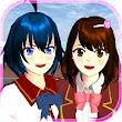SAKURA School Simulator [MOD APK] Dinero Infinito (Yandere Simulator Android)