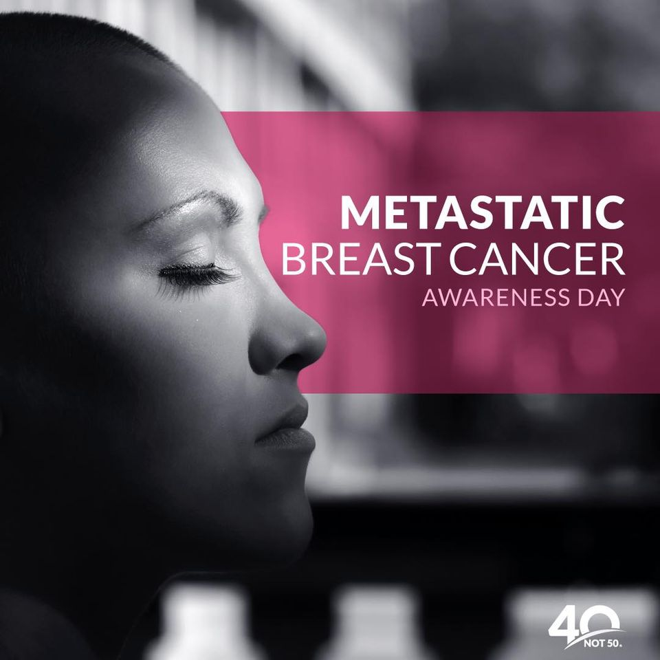 Metastatic Breast Cancer Awareness Day Wishes