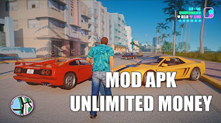 Download Grand Theft: Vice City v1.09 APK MOD Unlimited Money