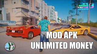 Download Grand Theft: Vice City v1.09 APK MOD Unlimited Money