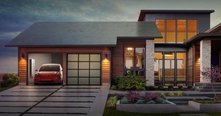images les toits solaires de tesla seront garantis pour l ternit assure elon musk. Black Bedroom Furniture Sets. Home Design Ideas
