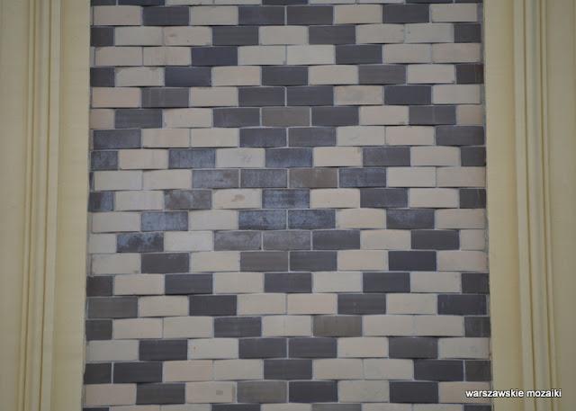 Warszawa Warsaw kamienica architektura warszawskie kamienice mozaika