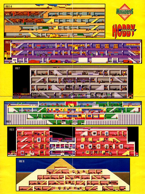 Poster 2 Revista Hobby Consolas Nº 12