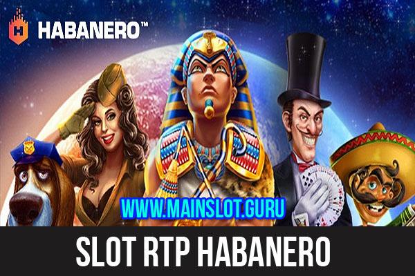 Slot RTP Habanero