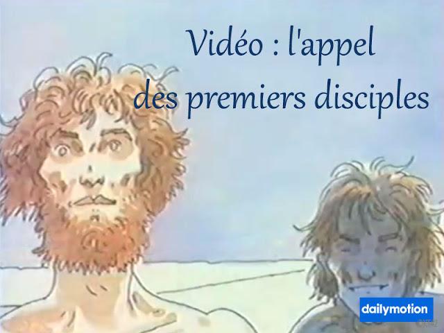 Vidéo : Jésus appelle ses disciples