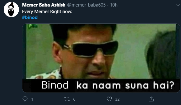 Viral Binod Memes Images, memes In Hindi, Binod memes kya ...