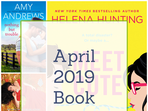 April 2019 Book Review Recap