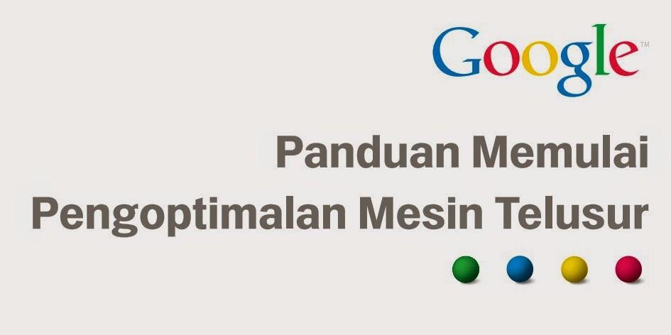 Ebook Dari Google Buat SEO Pemula