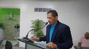 Luciano do bolo pede ao Prefeito Marcus Diogo a doação de terreno para construção da sede do grupamento de Bombeiros Civis e Socorrista Anjos da Vida.