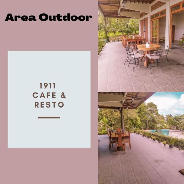 area 1911 cafe
