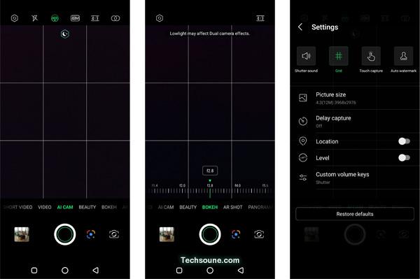 مراجعة Infinix S5 Pro كاميرا تطبيق