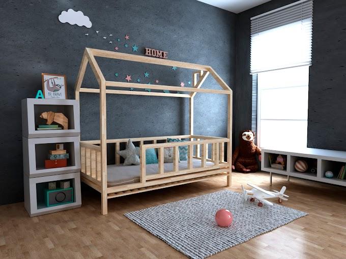 Кровать-домик Тедди 70х140  ТМ MegaOpt