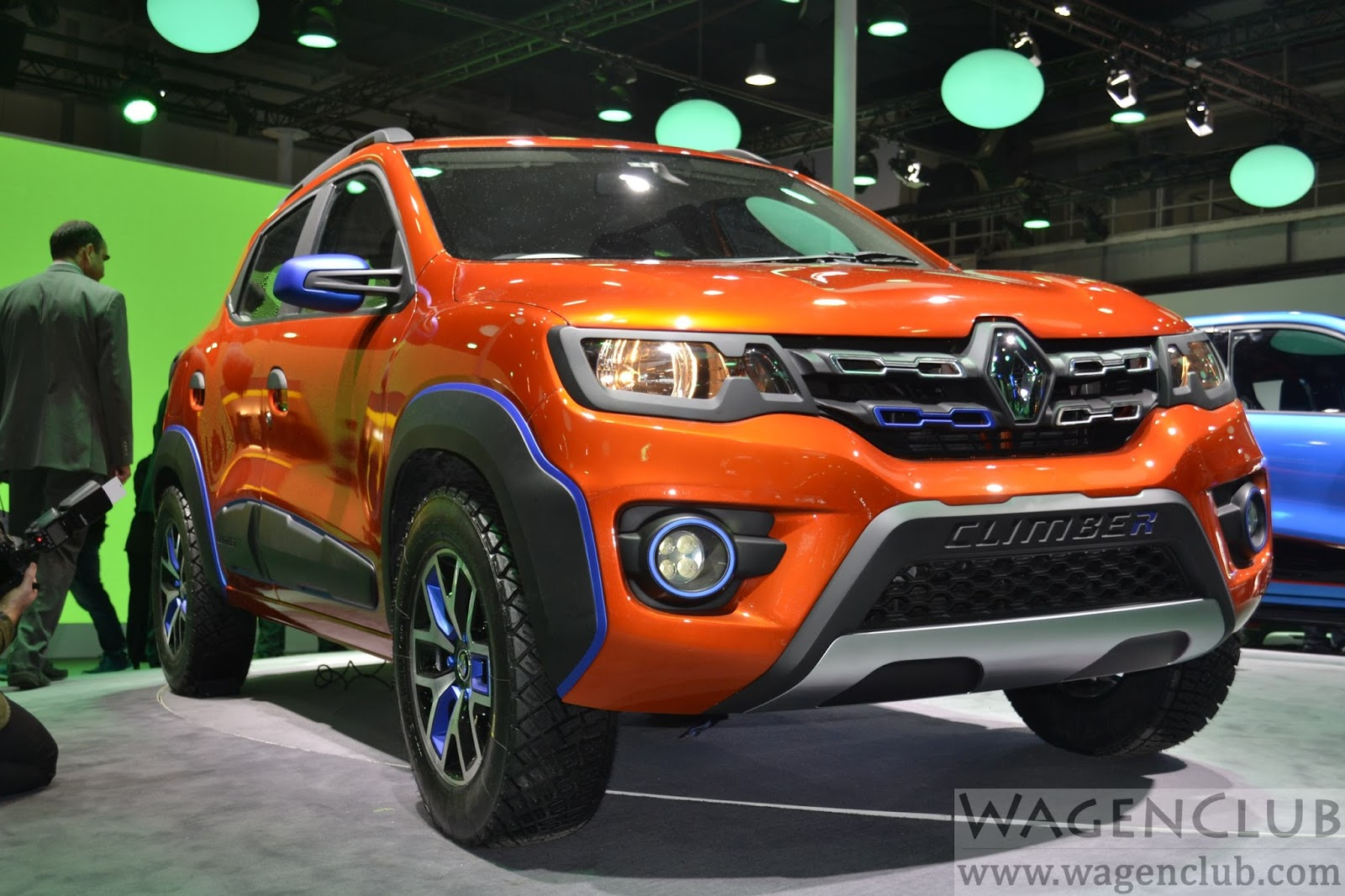 renault kwid climber kwid racer concepts 2016 auto expo wagenclub blog on cars cvs bikes. Black Bedroom Furniture Sets. Home Design Ideas