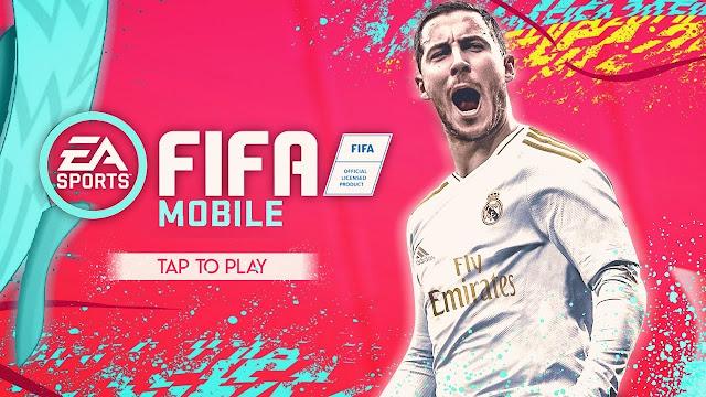 تحميل لعبة Fifa Soccer apk  للأندرويد