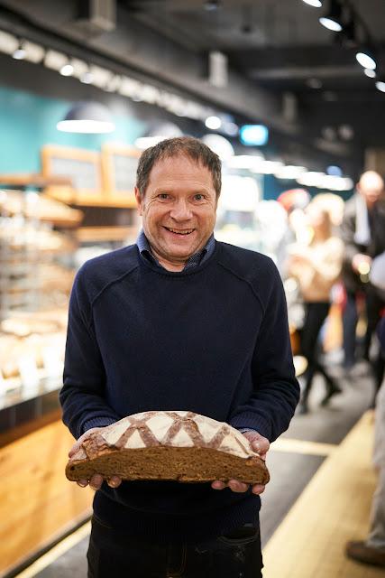 Dominique Gauvrit, boulangerie Jarry
