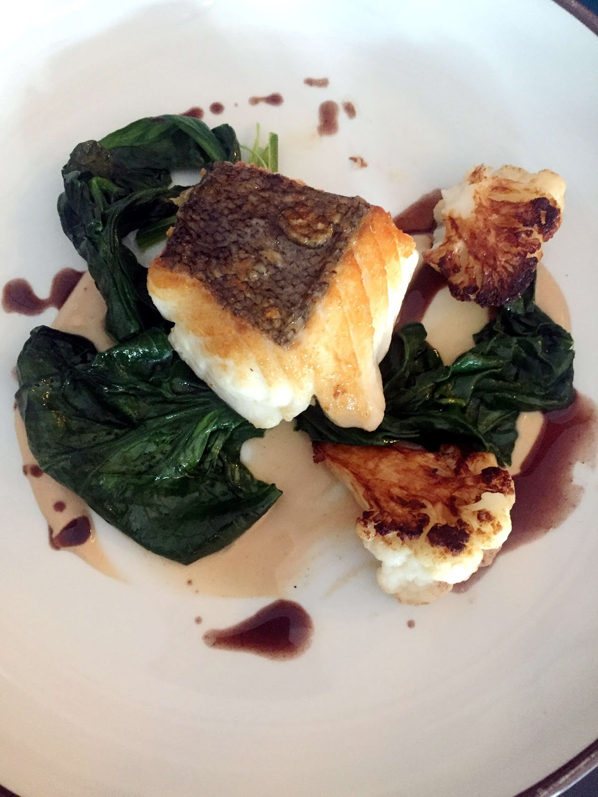 Stitch & Bear - Craft - Hake with spinach