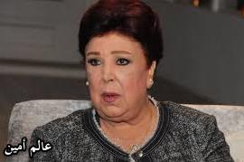 إصابة الفنانة المصرية رجاء الجداوي بكورونا.. وابنتها باكية