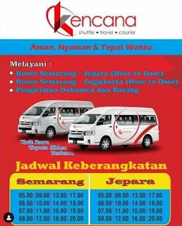 Jadwal Travel Semarang