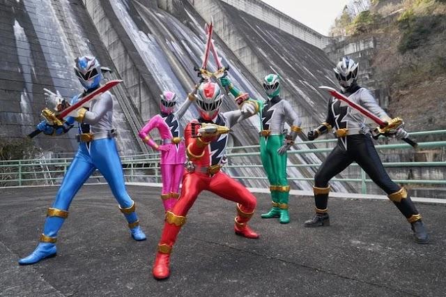 Serial Power Rangers Balik Lagi, Bawa Judul Dino Fury