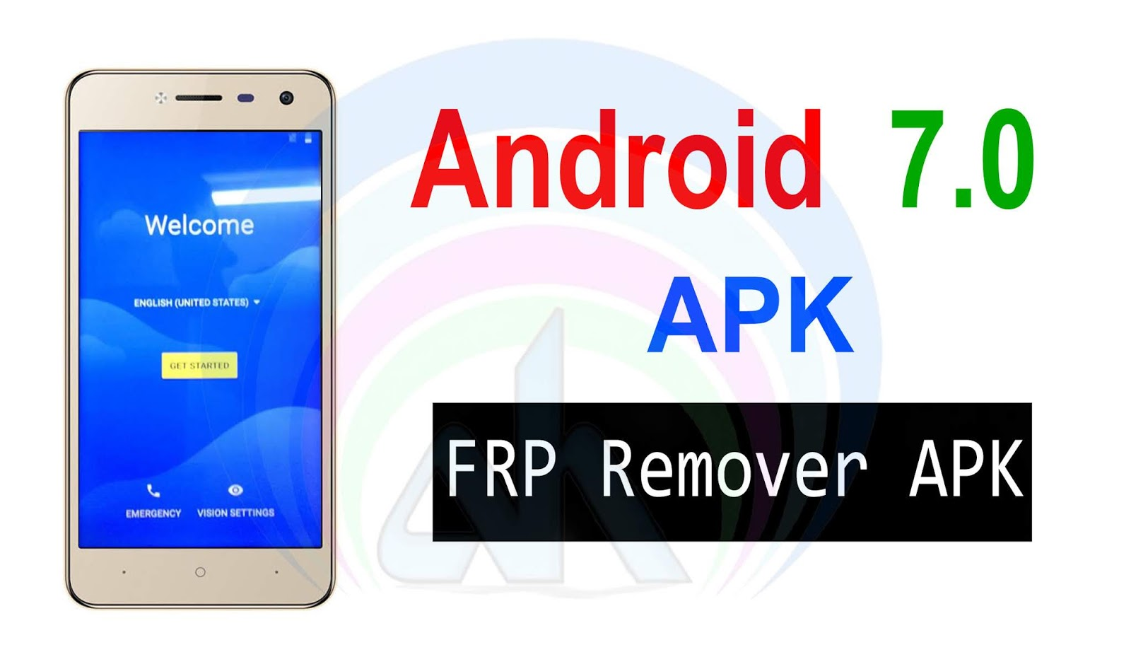 Technocare Tricks Android 7 0 FRP Remove APK Free Download - AH