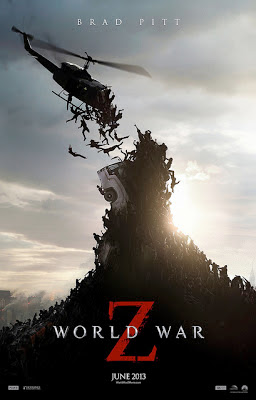 WORLD WAR Z poster from NicoFilmosphere on flickr