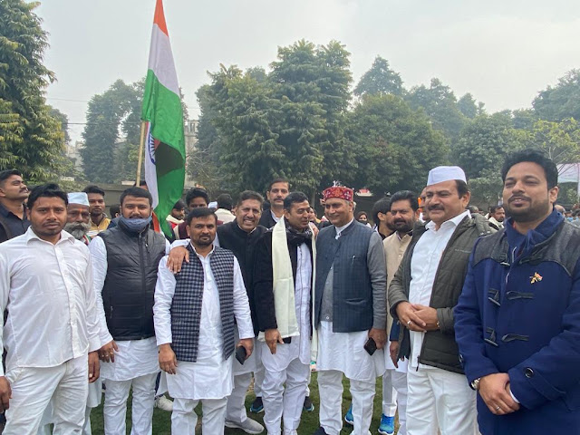 Republic Day celebrated with great pomp