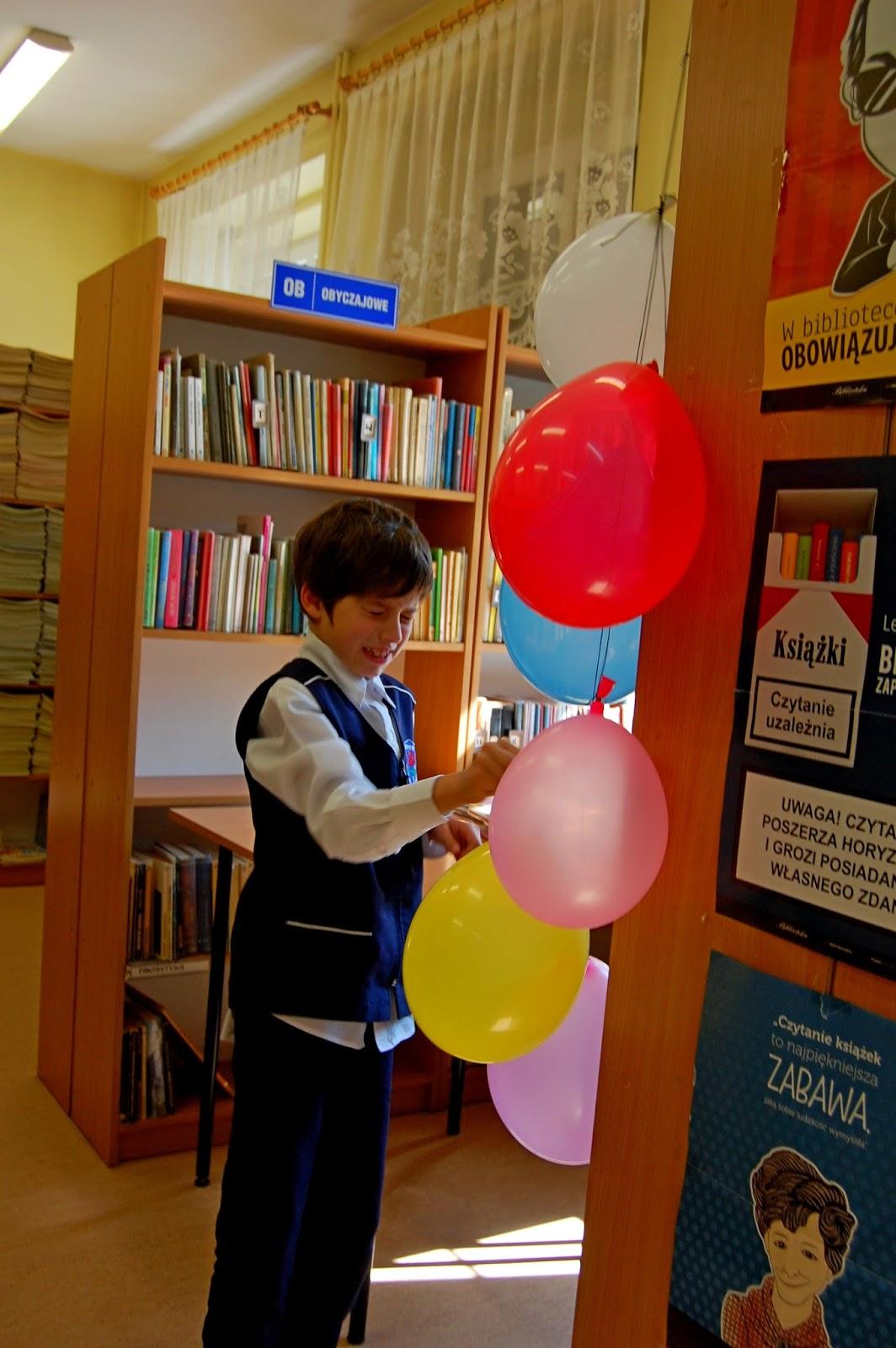 Biblioteka Szkolna W Sp1 W Gryfinie Zaprasza Maja 2017