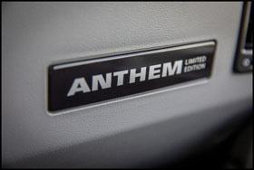 Limited Edition Black Mack Anthem