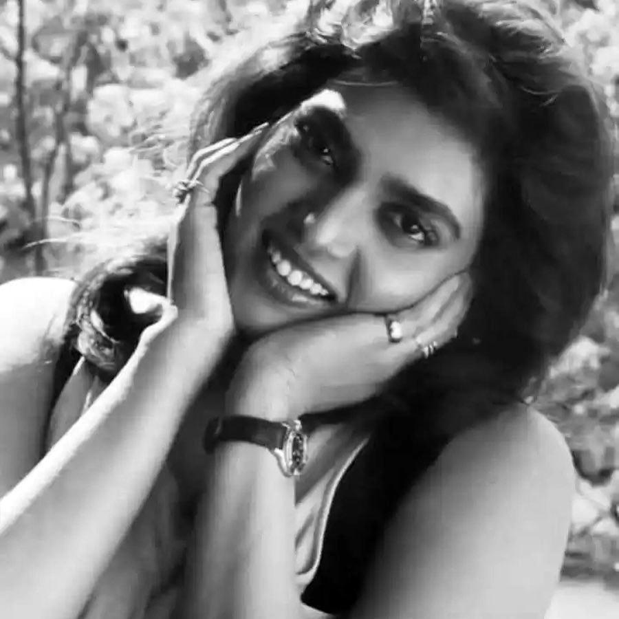 Silk Smitha beautiful smile