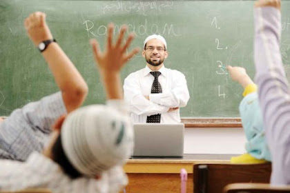 Artikel Bahasa Arab Tentang Pendidikan Islam Dan Artinya