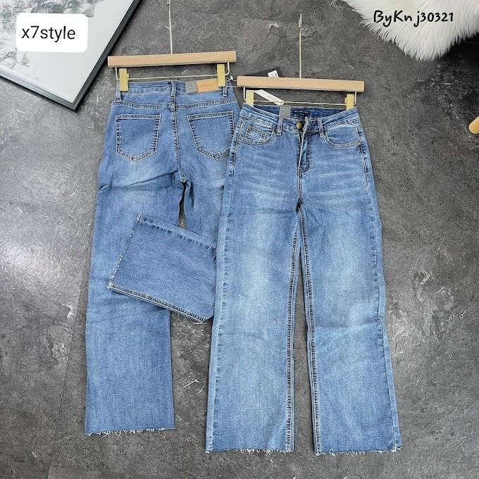 Quần jean nữ - X7FQJN23