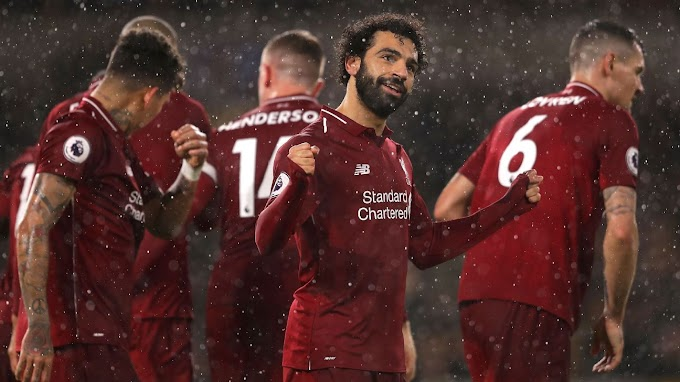 Salah helps Liverpool extend Premier League lead with win at Wolves