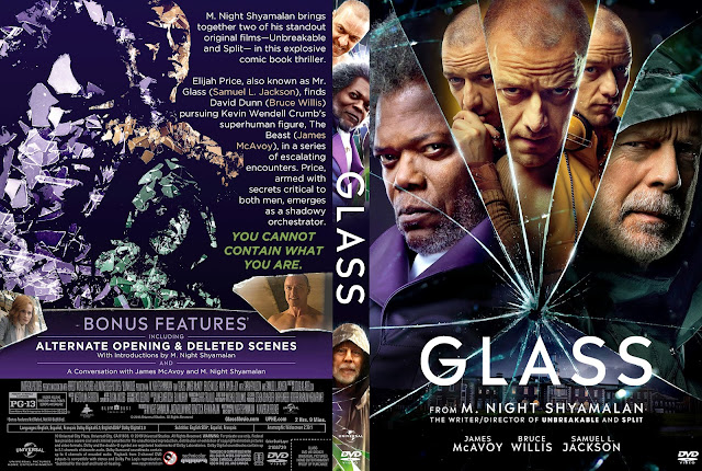 Glass DVD DVD Cover