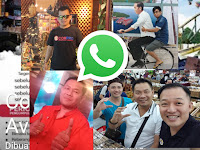 whatsapp hadirkan fitur video call dan voice call  group