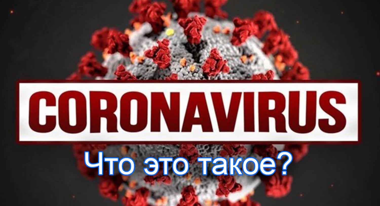 Что такое коронавирус