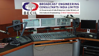BECIL-1028 Recruitment 2019 ITI-Diploma-8th Qualification