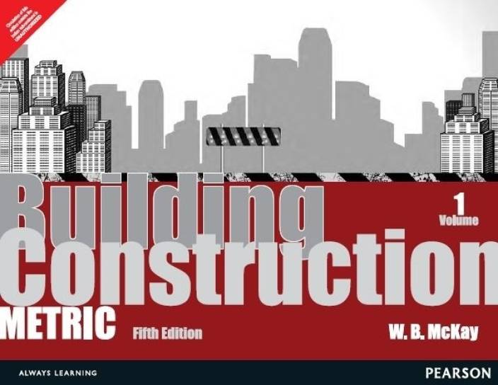 Sushil Kumar Building Construction Book