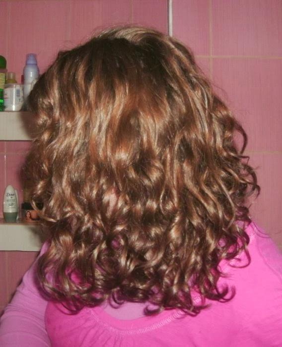 Włosy w lutym 2014r.